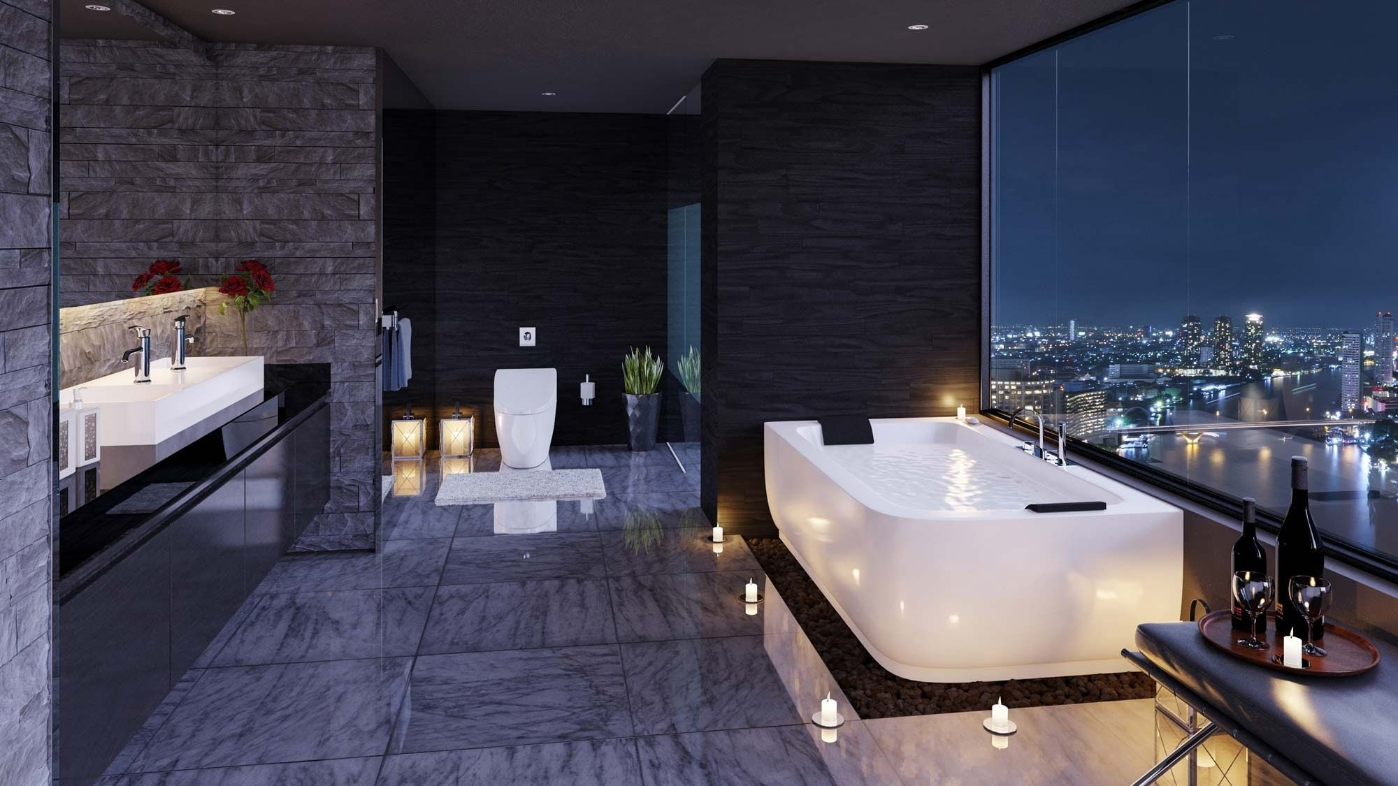 Ultra Luxury Bathroom Inspiration 11 Min
